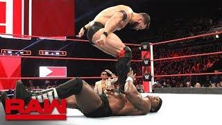 Finn Balor Set To Defend IC Title Against Bobby Lashley Tomorrow Night On WWE Raw
