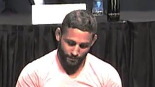 Chad Mendes Talks Next Phase In Life After Suspension