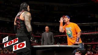 Fight-Size Wrestling Update: Raw Top 10, SmackDown Tonight, The Rock, Kurt Angle, More