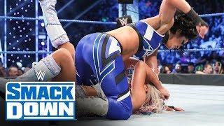 Dana Brooke vs. Bayley Official For 12/20 WWE SmackDown