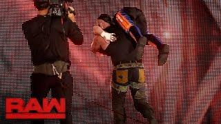 OFF-TRACK: Curt Hawkins' Back Took One For The Team Last Night