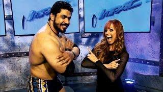 Mahabali Shera Signs With WWE