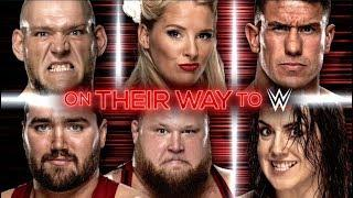 Report: EC3, Lacey Evans, Lars Sullivan And Heavy Machinery Backstage For Tonight's WWE RAW
