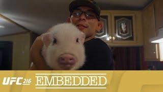UFC 216 Embedded: Vlog Series - Episode 2