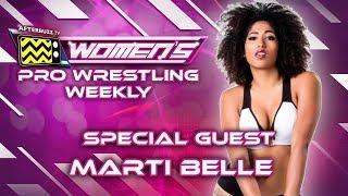 Marti Belle Still Aims To Wrestle Full Time