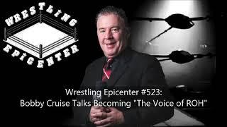 ROH Ring Announcer Discusses Getting Into Wrestling, Losing His Accent