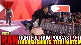 Fightful Wrestling Podcast | WWE Raw 9/17/18 Full Show Review & Results | Hell In A Cell Fallout