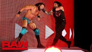 Roman Reigns And Jinder Mahal In Singles Match At Money In The Bank