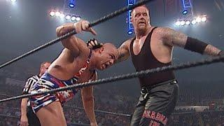 Kurt Angle And The Undertaker Wanted A Match Together At WrestleMania 22