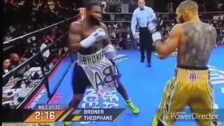 4-Time World Champion Broner Has Charges Dropped from Bowling Alley Fiasco