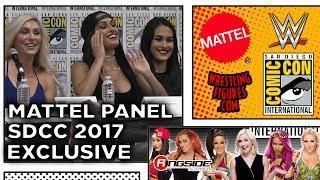 Watch The Full Mattel WWE Panel!