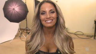 Trish Stratus Says There Was Great Chemistry Between Herself And Sasha Banks During The Women's Royal Rumble