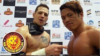 NJPW Road To Power Struggle (10/23) Results: Super Junior Tag League Continues