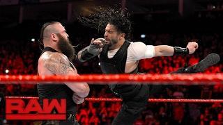 Last Man Standing Match Set For WWE Raw