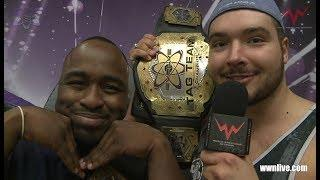 EVOLVE 92 Results: New Tag Team Champs Crowned, Jason Kincaid, Matt Riddle, Sabre, More