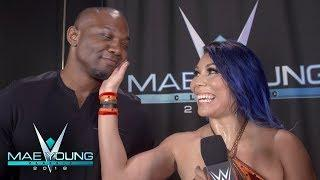 Mia Yim Says Lita & Chyna Wrestling Men Inspired Her