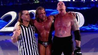 Undertaker Calls His Four-Year Story With Shawn Michaels And Triple H 'Really Special'