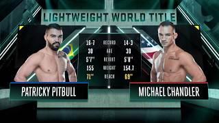 Full Fight: Bellator MMA: Michael Chandler vs. Patricky Pitbull