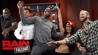Post-RAW Fight-Size Update: Titus Worldwide & Nikki Bella, Asuka Vignette, Loaded Slate Of Wrestling Tonight