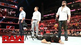 Miz Talks Backstage Environment In WWE, Reigns, Lesnar