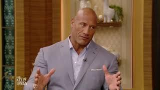 The Rock Says He 'Quietly Retired' From Wrestling