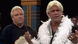 Ric Flair Downed '20 Drinks A Day' During Wrestling Career, Says The One Organ That Didn't Fail Was His Liver