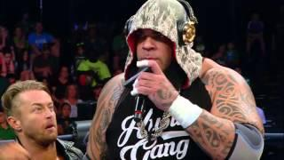 Tyrus Granted Release From GFW