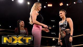 Charlotte Flair Returns To An NXT Ring Against Bianca Belair On 2/26 NXT