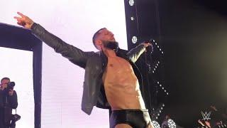 Finn Balor returned to his native Ireland as part of WWE's spring 2018 tour of Europe.