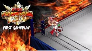The Latest On Fire Pro Wrestling World: Match Types, Features and More!