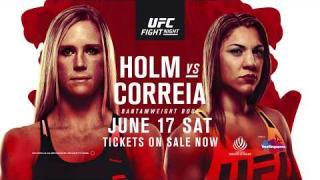 Holly Holm: Restarting at 135lbs