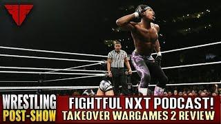 NXT Takeover: WarGames 2 Match Ratings, Podcast Notes From Sean Ross Sapp