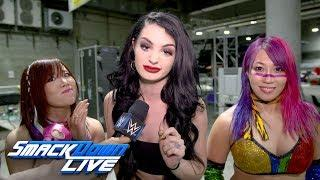 Paige Says It Does Frustrate Her That Asuka And Kairi Sane Aren't Utilized