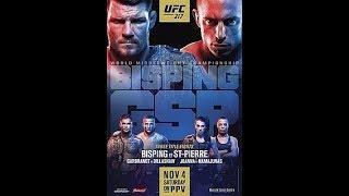Showdown Joe: UFC 217: The Fun Bets