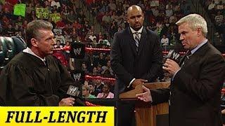 Eric Bischoff Talks About Raw's Booking & Raw's 25th Anniversary