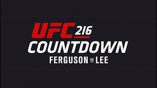 UFC 216 Countdown: Full Episode