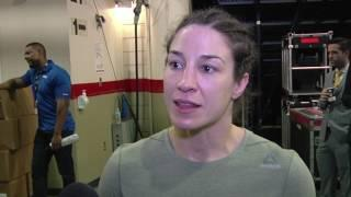 Report: Sara McMann Off UFC Fight Night: Poirier vs. Hooker