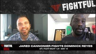 Jared Cannonier Dropping To Middleweight
