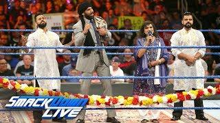 WWE Releases Statement On Their Live Event Return To India, Jinder Mahal Comments