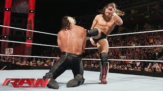 Baron Corbin Is Excited For Daniel Bryan's Return Match