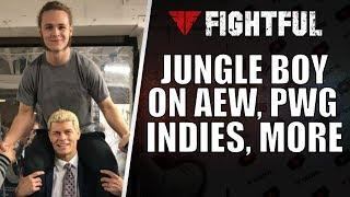 Exclusive: Jungle Boy Talks PWG Being Special, Fan Support, Chris Jericho And Kenny Omega, More
