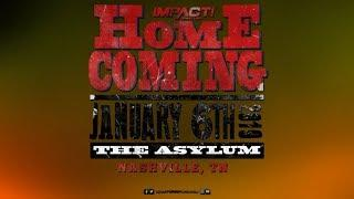 Spoiler: IMPACT Wrestling Bringing Back Gimmick Match For 'Homecoming' Event