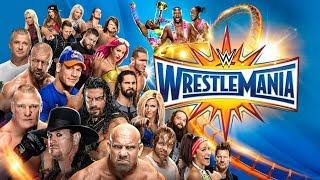 All-Time WrestleMania Results