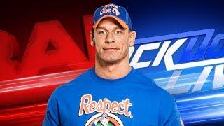 John Cena Requested His Free-Agent Status Because 'I Know My Days Are Numbered'