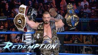 SPOILER: Three Title Changes At Impact Wrestling Tapings