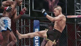 Kai Kara-France Claims Max Holloway Is Defending Title At UFC 245