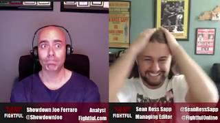 Fightful MMA Holy Smokes Podcast: Guest Colby Covington, Pros Picks, Utica, CM Punk, Much More!