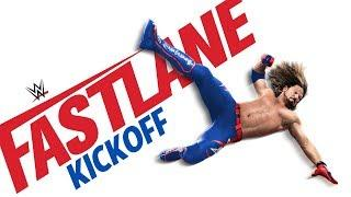LIVE STREAM: WWE Fastlane Kickoff: March 11, 2018