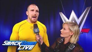 Mojo Rawley: 'Believe It Or Not, Being In WWE Was The First Thing I Ever Wanted To Do, Well Before I Even Started With My Football Career'