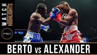 Andre Berto vs. Devon Alexander Averages Nearly 1.2 Million Viewers